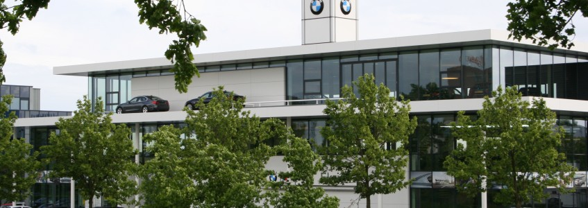 Boeiranden en plafonds BMW